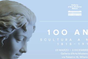 Una mostra di scultura alla Villa Reale di Milano