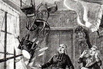 Poltergeist e gli spiriti chiassosi