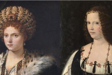 Isabella e Lucrezia, Signore di Mantova e Ferrara