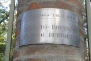 L'Orto Botanico Antonio Bertoloni di Bologna