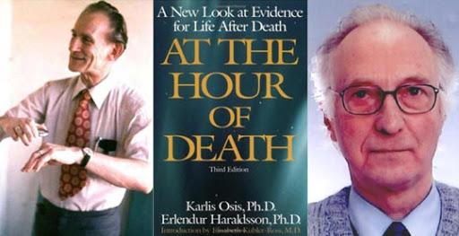 Erlendur Haraldsson e lo studio sulla morte compiuto insieme a Karlis Osis