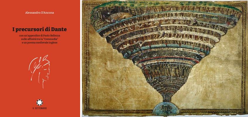 Alessandro D'Ancona: <cite>I precursori di Dante</cite>